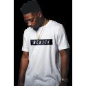 BLKJCK Box Logo t-shirt - White